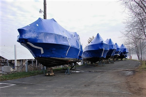 Boats for Winter Storage